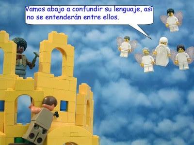 historia de Babel
