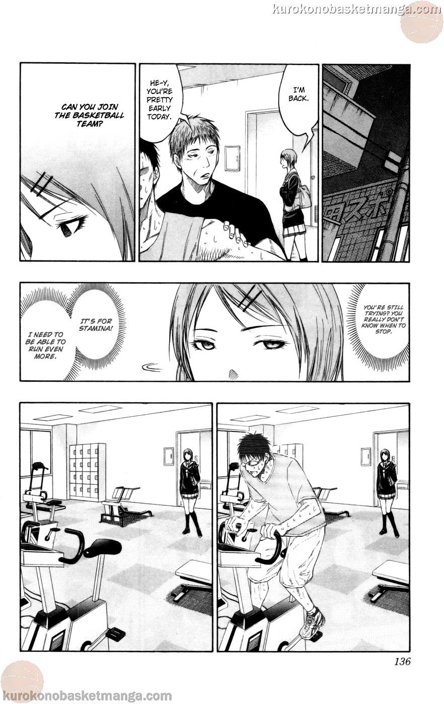 Kuroko no Basket Manga Chapter 96 - Image 10