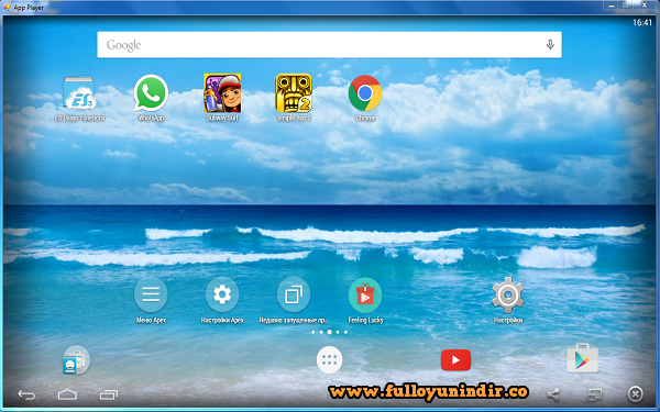 BlueStacks App Player Rootlu Android Emülatör
