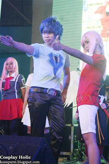 d.ice cosplay - icarus quinto and isa ortega by ray magbanua and ira orduna