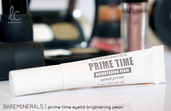 bareMinerals Prime Time Eyelid Brightening Pearl