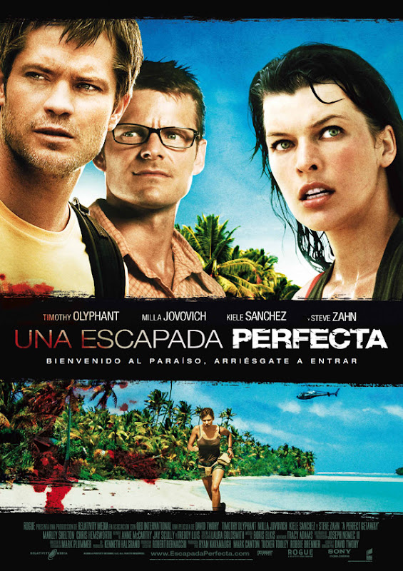 Una escapada perfecta (David Twohy, 2.009)