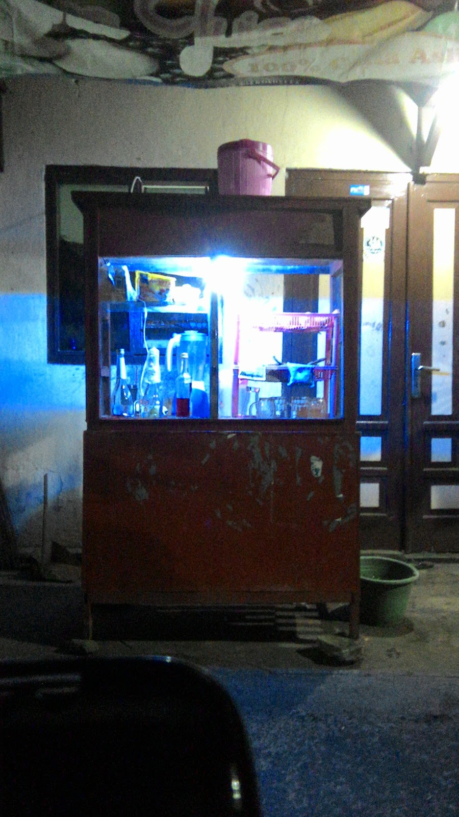 Istana Ice Juice, Nasi Penyetan and Sembako