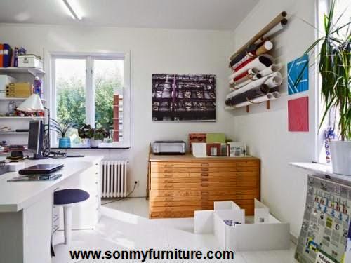 Ý tưởng thiết kế nội thất Bắc Âu cho nhà đẹp-12