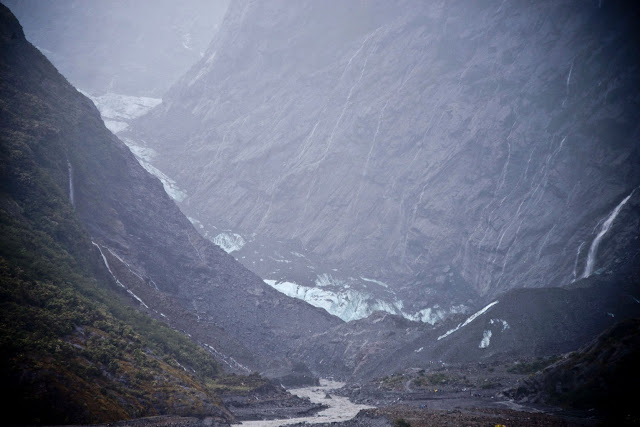 Franz Joseph Glacier-Close
