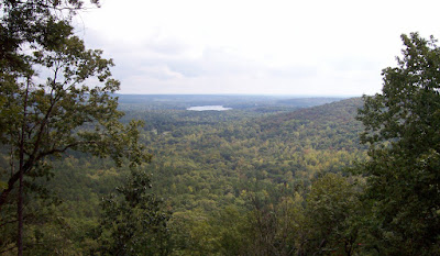Mountain Loop Trail Overlook