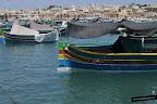 Marsaxlokk Bay