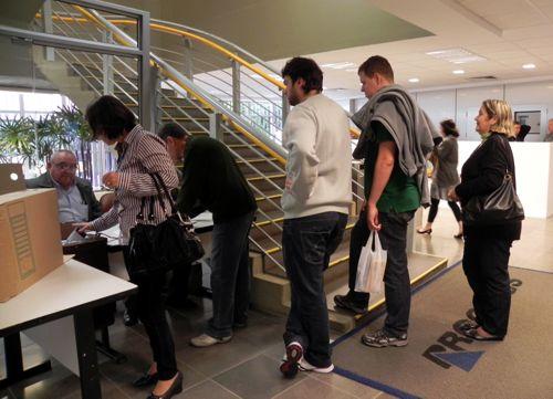 Eleições para a CT Procergs 2011/2012