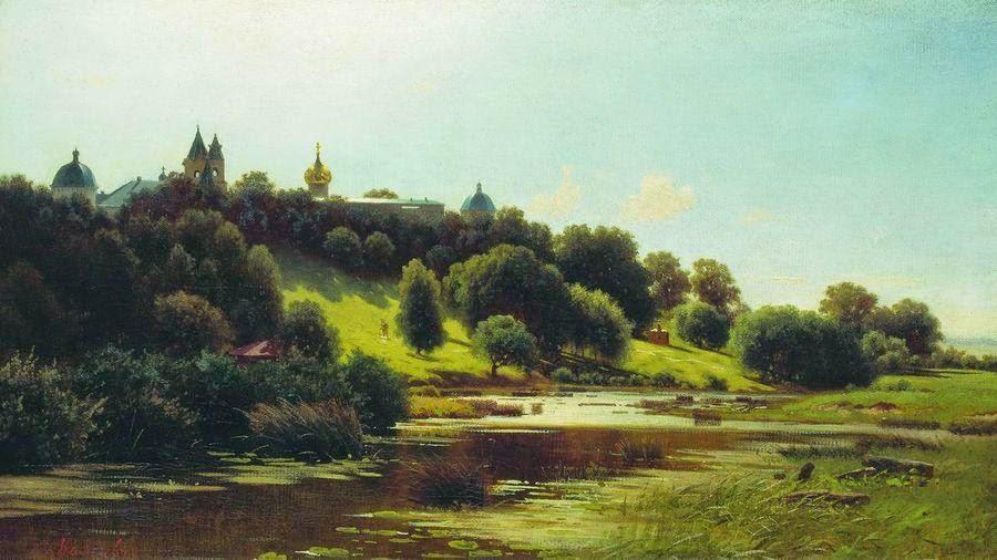 Lev Kamenev - Savvino-Storozhevsky Monastery