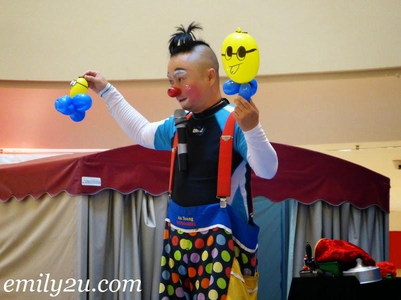 Carnival Magic Show