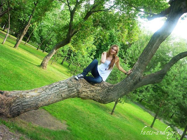 отдых, в парке