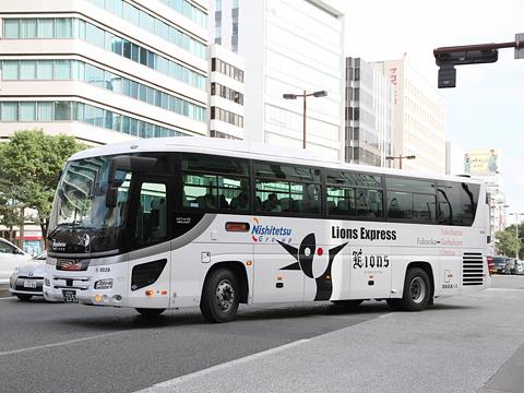 西鉄高速バス「Lions Express」予備車両 8529