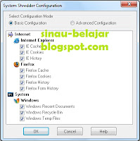 Menghapus Data dengan Aman via Simple File Shredder 3.2