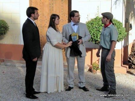 Visita teatralizada a Villa Marco