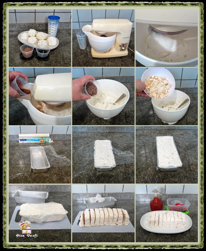 Sorvete de merengue 3