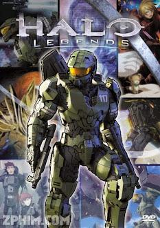 Chiến Dịch Ngân Hà - Halo Legends (2010) Poster