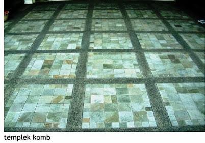 lantai batu alam untuk outdoor