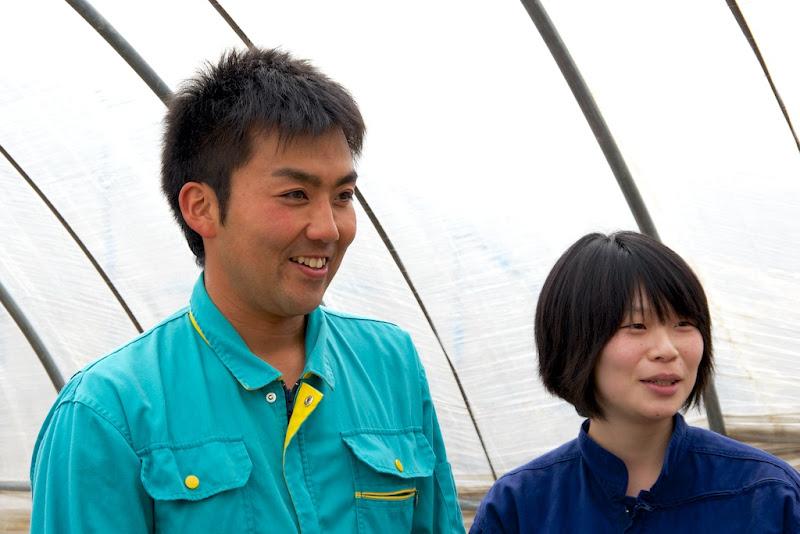 加藤亮(27歳)さん、光代(27歳)さん