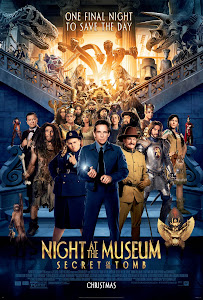 Đêm Ở Viện Bảo Tàng: Bí Mật Hầm Mộ - Night At The Museum: Secret Of The Tomb poster