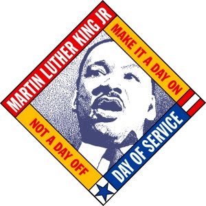 MLK Drum Major Award Logo