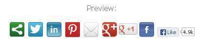 Tombol sosial share widget untuk blogger Tombol Sosial Share Widget Untuk Blogger