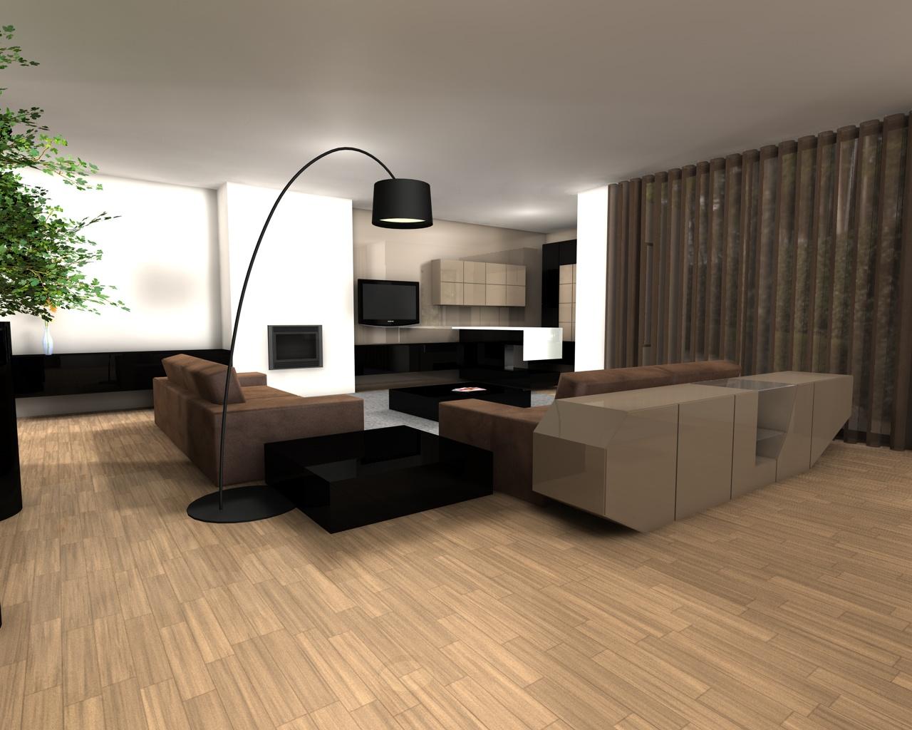 #956836 Decoração Sala de Estar e Bar 1280x1024 píxeis em Barzinho Moderno Na Sala De Estar