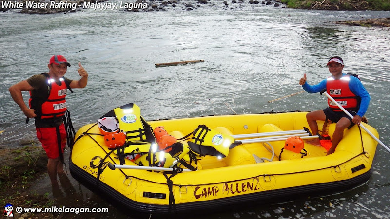 Majayjay Whitewater Rafting
