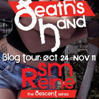 Death's Hand Blog Tour