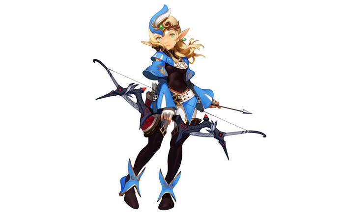 Tạo hình nhân vật trong Dragon Nest - Ảnh 6