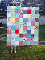 Completed Quilt