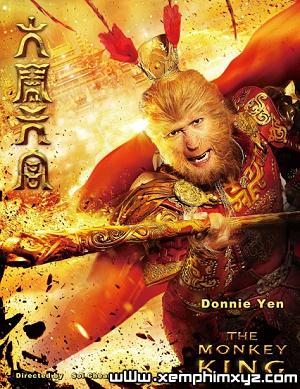 Tây Du Ký Đại Náo Thiên Cung Full - Full HD