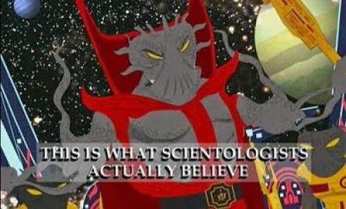 Scientology Versus South Park