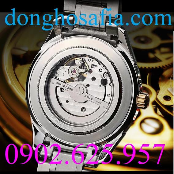 Đồng hồ nam cơ Sunblon S505
