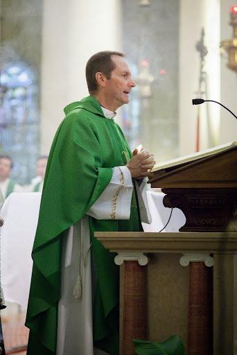 Mons. Paolo Carnio (foto Davide Dall'Acqua)