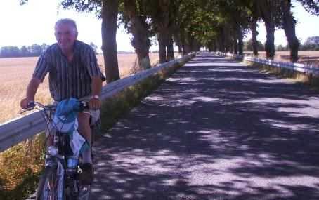 Werner: 157 km Rekordfahrt mit 70 Jahren