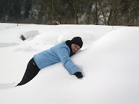 Фоторепортаж с тренинга по ньяса-йоге 12-18 февраля 2012г в Карпатах.725
