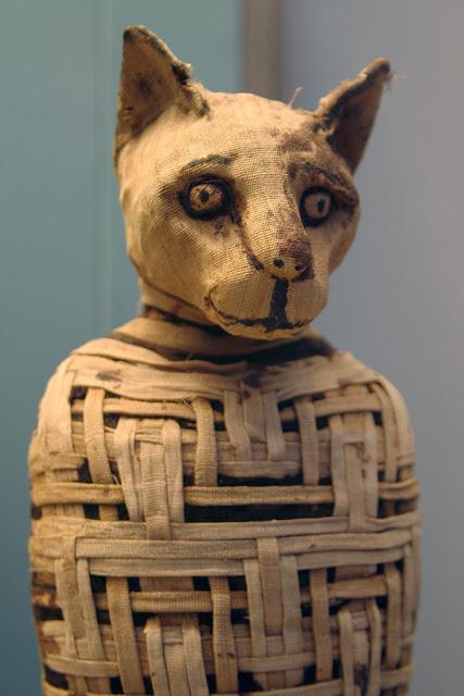 2. Đề cao và tôn thờ loài mèo.