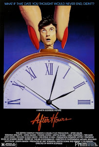 Dại Gái - After Hours poster