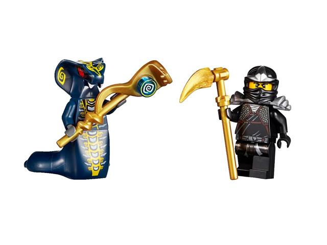 レゴ ニンジャゴー コールノトレッド・アサルト 9444