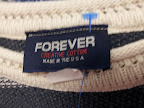 Women's sweater from the now defunct NYC manufacturer Creative Cotton.