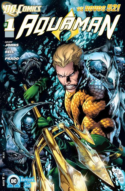 Aquaman (Os Novos 52)