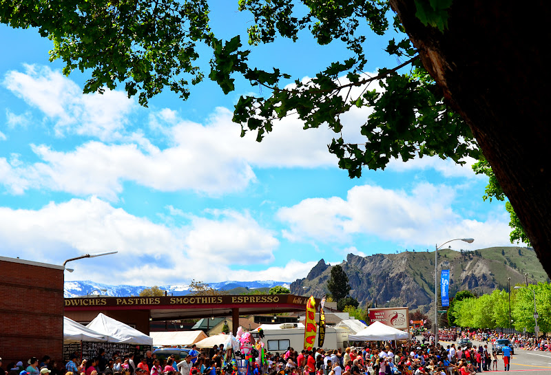 Apple Blossom Festival in Wenatchee, WA
