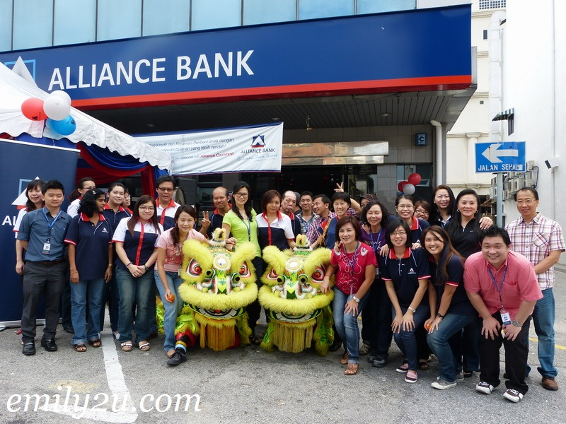 Alliance Bank Open Day