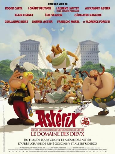 Asterix: The Land Of The Gods -Asterix: Vùng Đất Thần Thánh