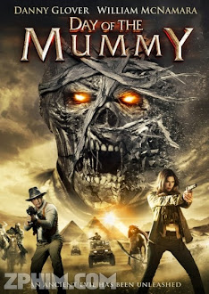 :Xác Ướp Nổi Loạn - Day of the Mummy (2014) Poster