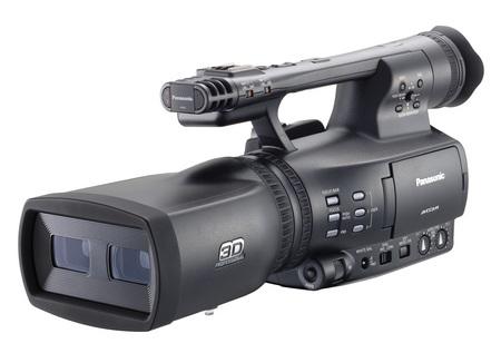 cámara de video 3D