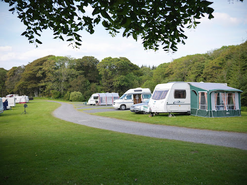 Culzean Castle Camping and Caravanning Club Site at Culzean Castle Camping and Caravanning Club Site