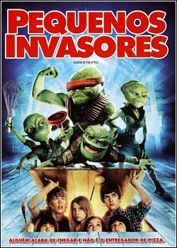 ghaer Download   Pequenos Invasores   BRRip RMVB   Dublado