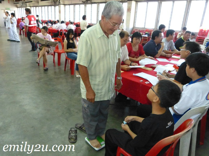 Ipoh Chin Woo Blood Donation Campaign