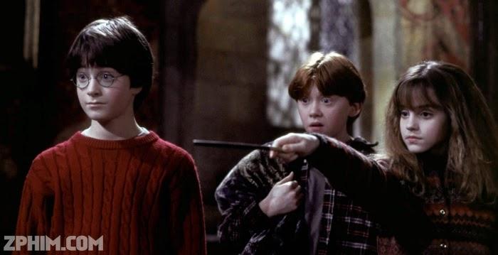 Ảnh trong phim Harry Potter Và Hòn Đá Phù Thủy - Harry Potter and the Sorcerer's Stone 2